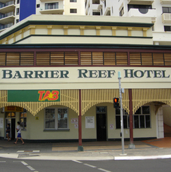The Barrier Reef Hotel - Accommodation Airlie Beach