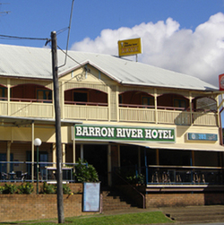 Barron River Hotel - Accommodation Airlie Beach