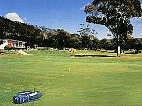 Bicheno Golf Club Incorporated - Accommodation Airlie Beach