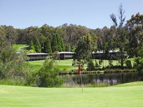 Mount Lofty Golf Club - Accommodation Airlie Beach