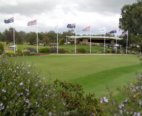 Tocumwal Golf Club - Accommodation Airlie Beach