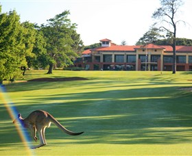 Royal Canberra Golf Club - Accommodation Airlie Beach