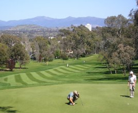 Fairbairn Golf Club - Accommodation Airlie Beach