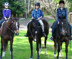 Kings Creek Saddle Club - Accommodation Airlie Beach
