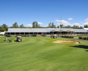 Yarrawonga Mulwala Golf Club Resort - Accommodation Airlie Beach