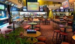 The Juniors - Legends Sports Bar - Accommodation Airlie Beach