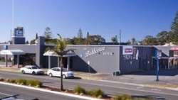 Bellevue Hotel Tuncurry - Accommodation Airlie Beach