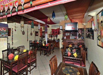 Raj Indian Restaurant - Accommodation Airlie Beach