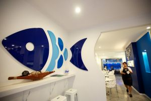 Fish Roe Gourmet Fish  Chippery - Accommodation Airlie Beach