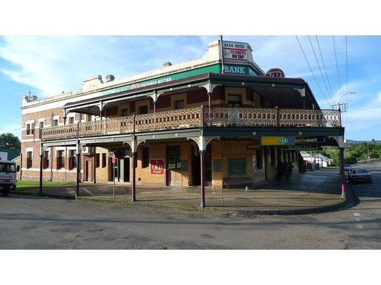Bank Hotel Dungog - Accommodation Airlie Beach