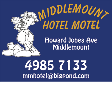 Middlemount Hotel Motel Accommodation - Accommodation Airlie Beach