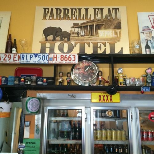 Farrell Flat Hotel South Australia - Accommodation Airlie Beach