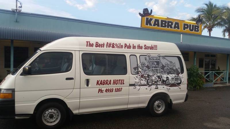 Kabra Hotel - Accommodation Airlie Beach