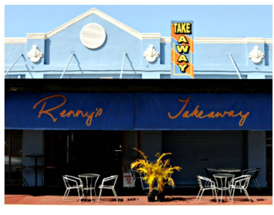 Rennys Cafe  Takeaway - Accommodation Airlie Beach