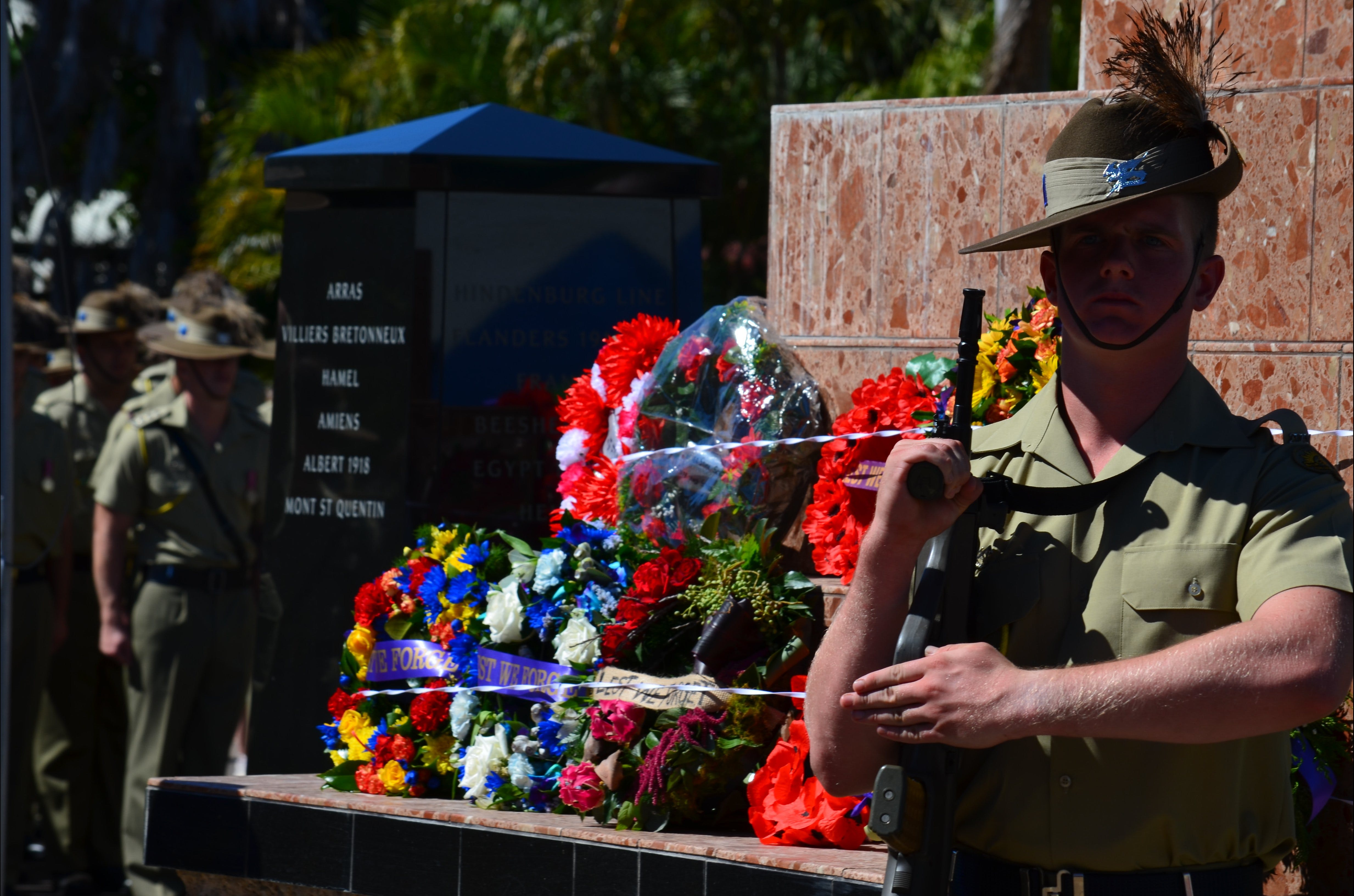 Anzac Day Charters Towers - Accommodation Airlie Beach