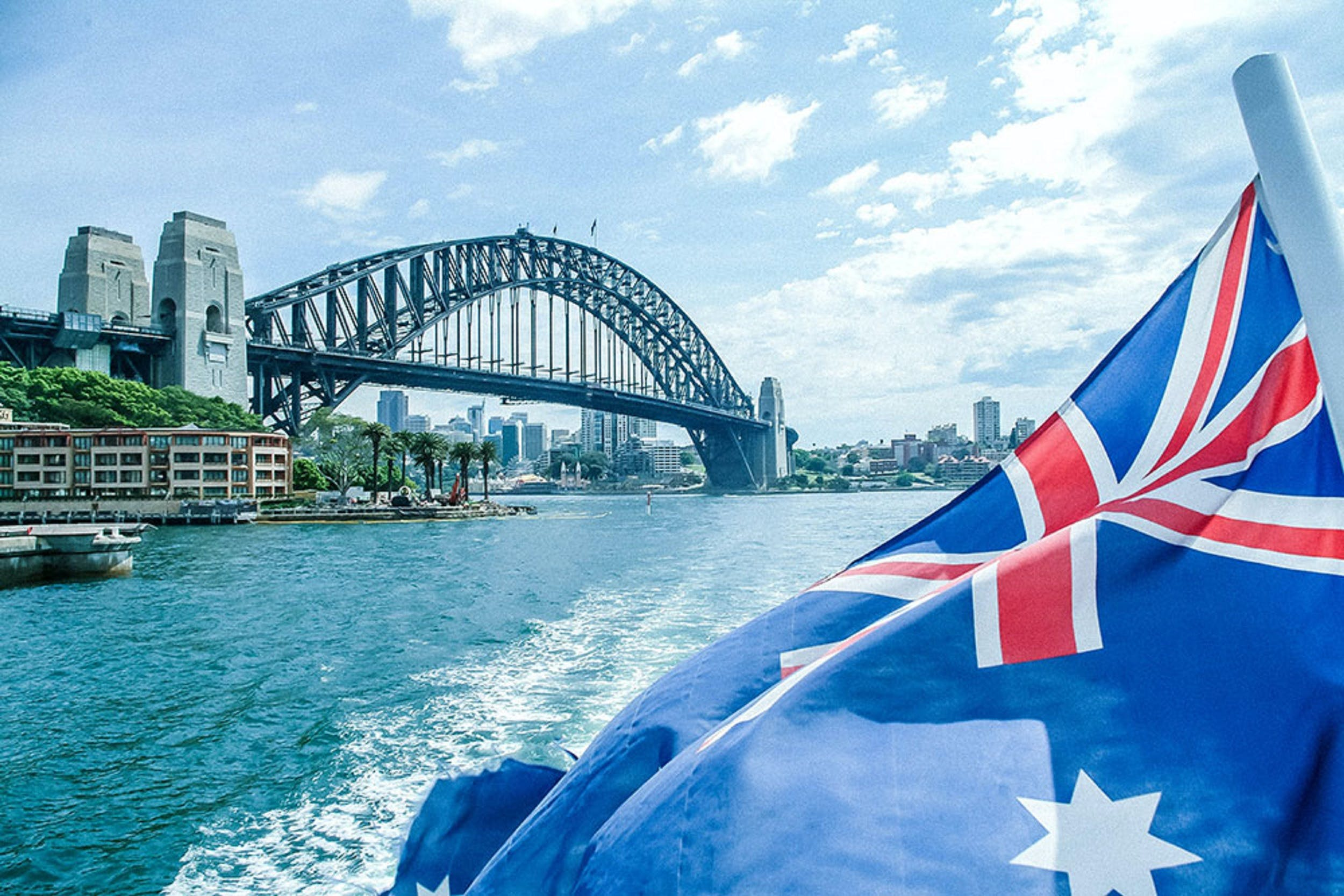 Australia Day Lunch and Dinner Cruises On Sydney Harbour with Sydney Showboats - Accommodation Airlie Beach