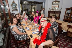 Bygone Beauty's Traditional High Tea Supreme for Good Food Month. - Accommodation Airlie Beach