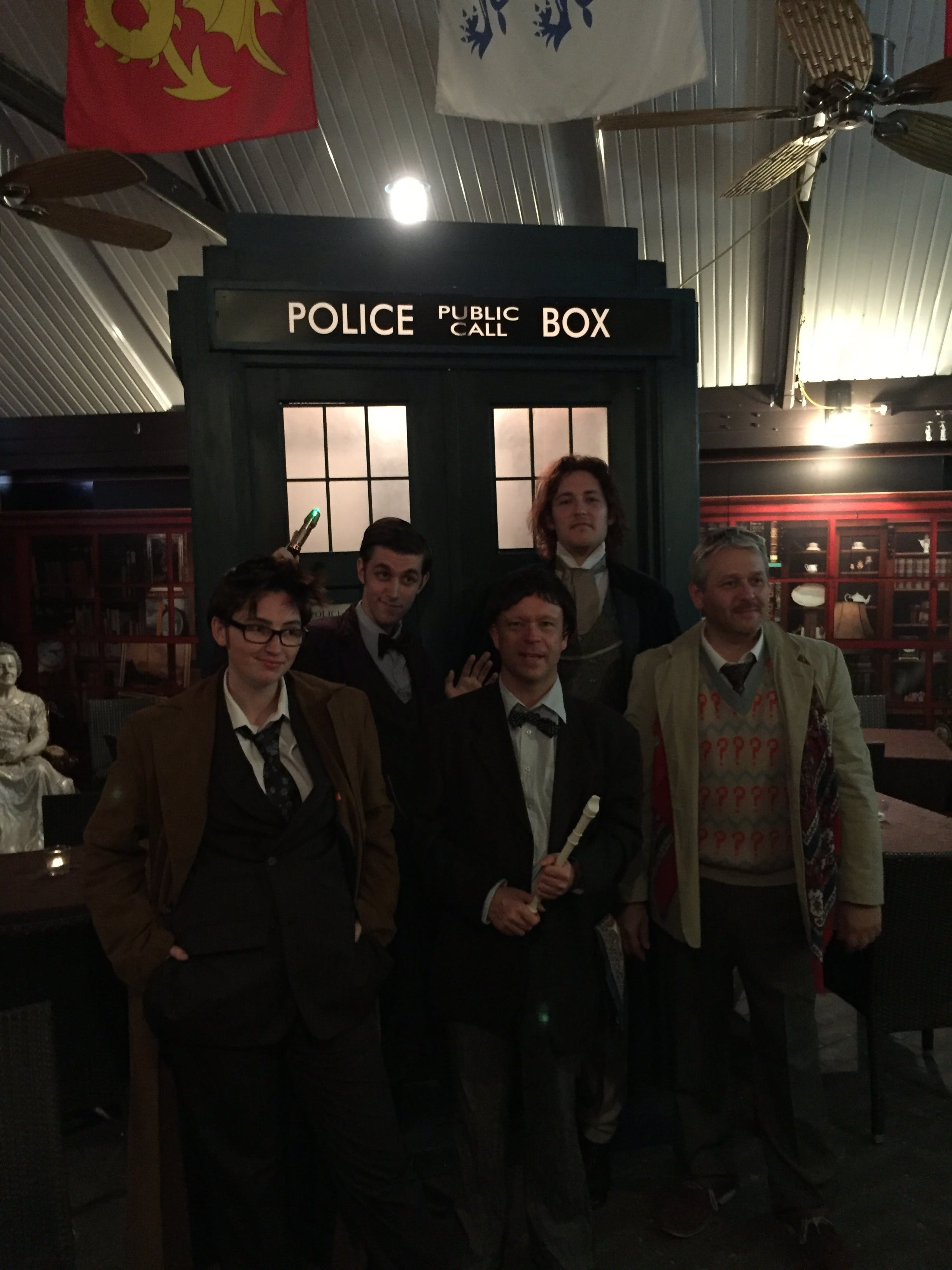 Dr Who Quiz Night - Accommodation Airlie Beach