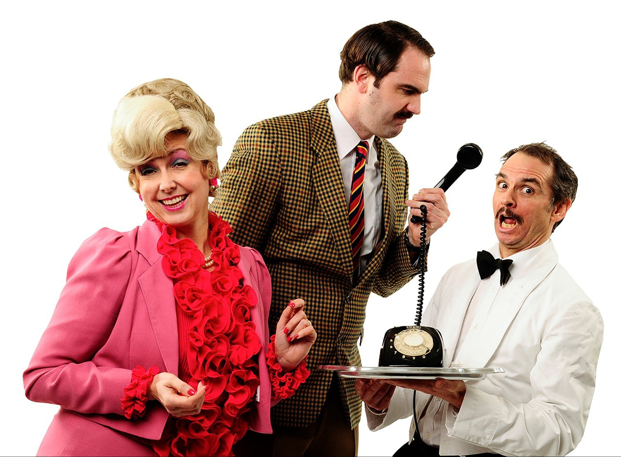 Faulty Towers - The Dining Experience at CountryPlace Hotel - Accommodation Airlie Beach
