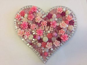 Flowers and Bling Mosaic Class for Kids - Accommodation Airlie Beach