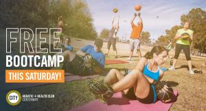 Free City Health Bootcamp - Accommodation Airlie Beach