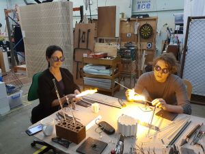 Glass Blowing Beginners Workshop Weekend - Accommodation Airlie Beach