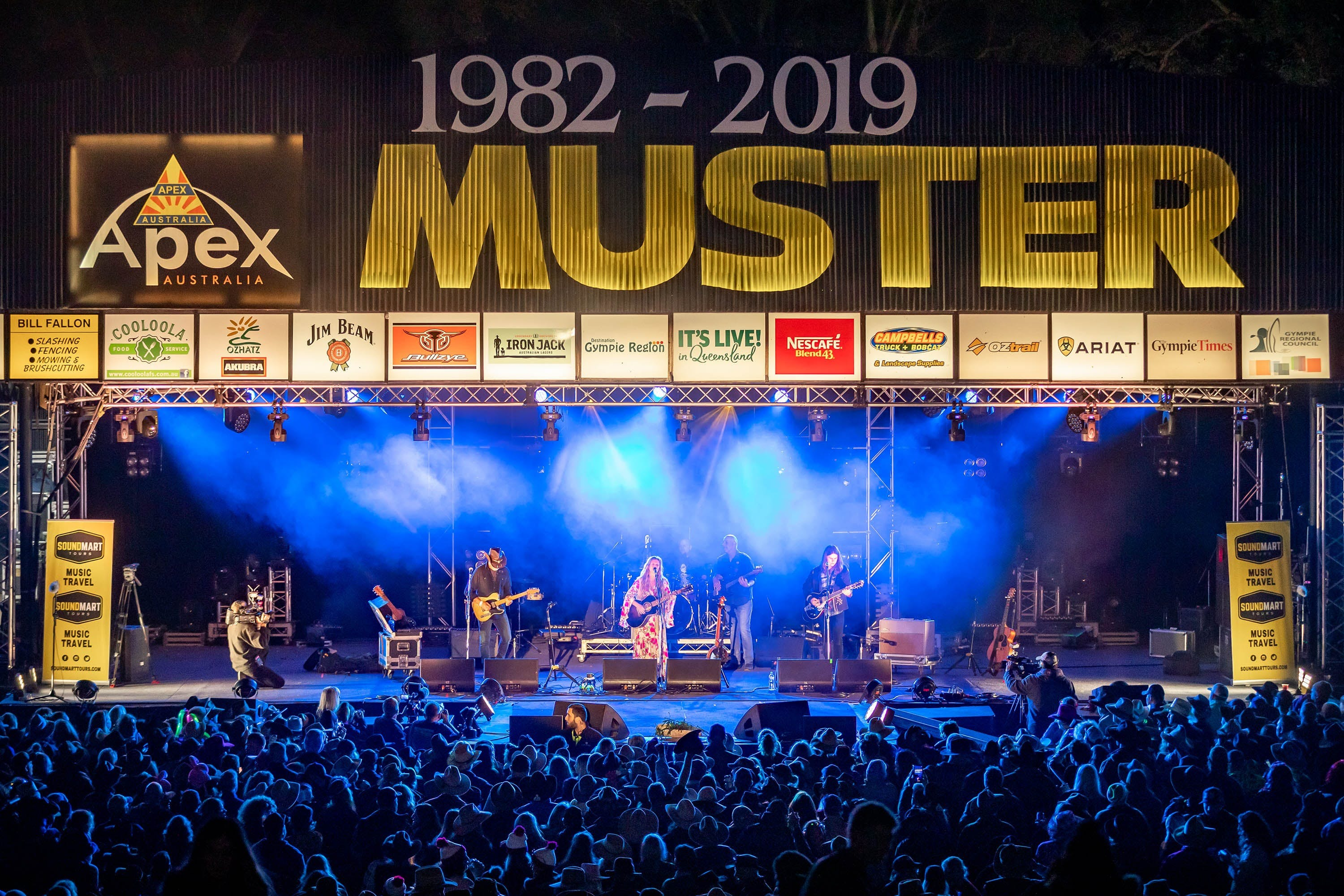Gympie Music Muster - Accommodation Airlie Beach