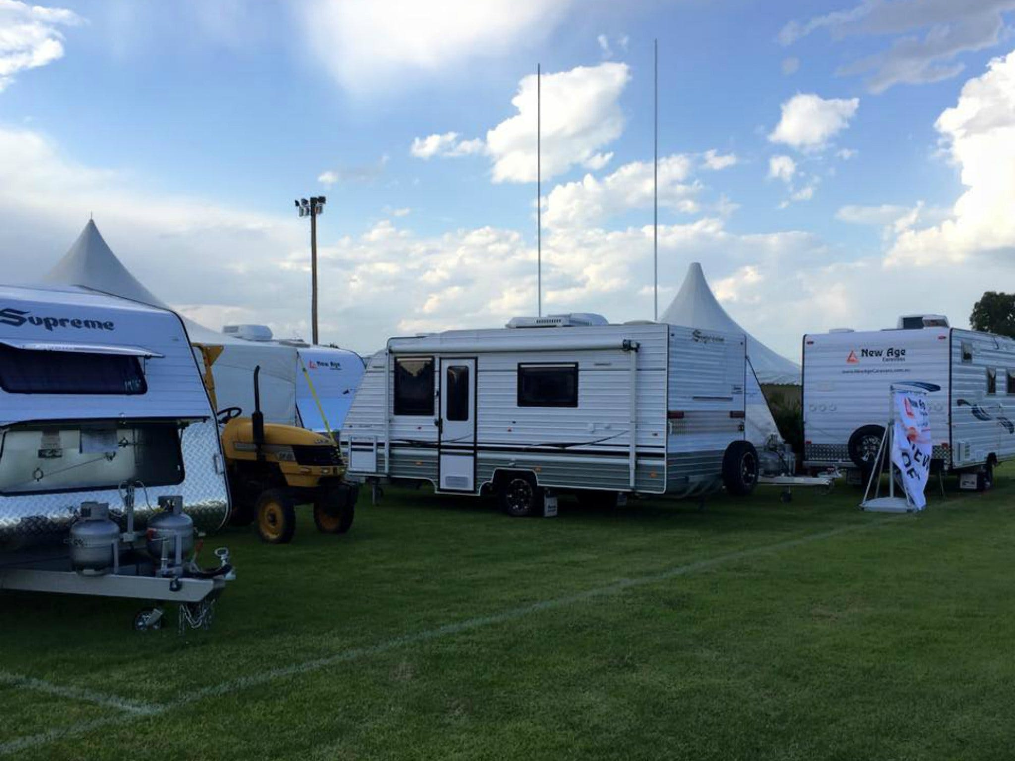Northern Inland 4x4 Fishing Caravan and Camping Expo - Accommodation Airlie Beach