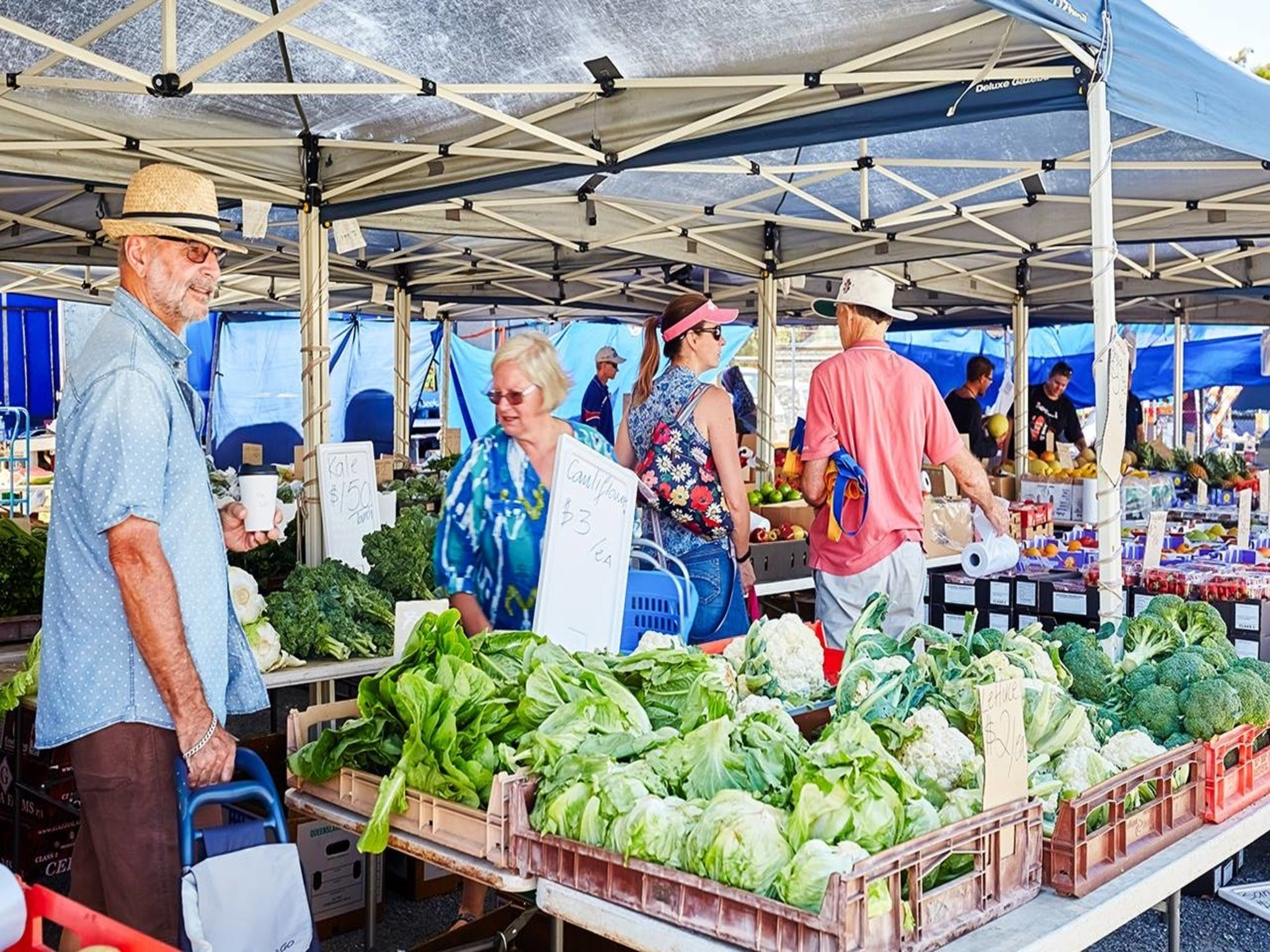 Nundah Farmers Market - Accommodation Airlie Beach