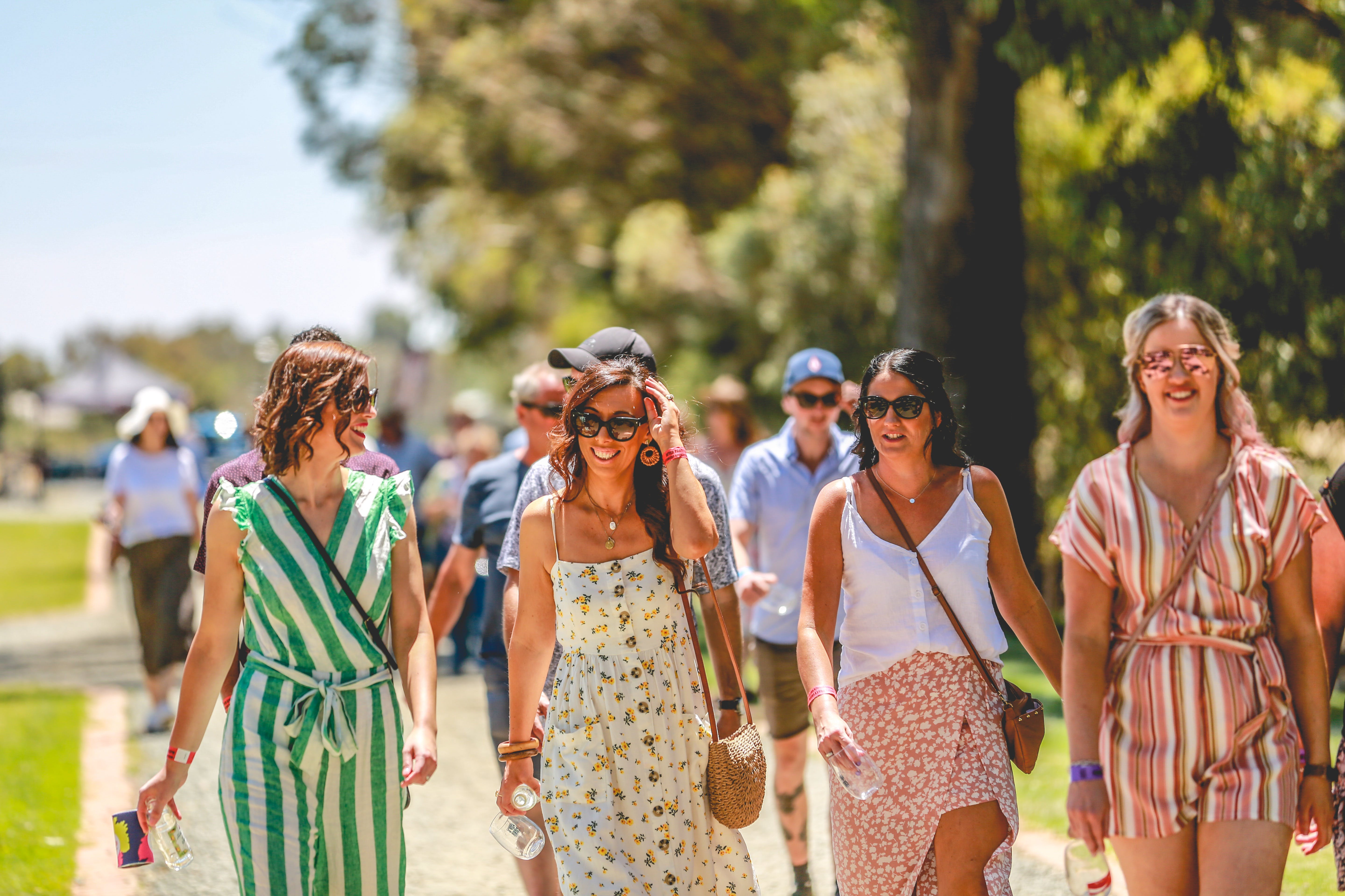 Perricoota Pop and Pour Festival - Echuca Moama - Accommodation Airlie Beach