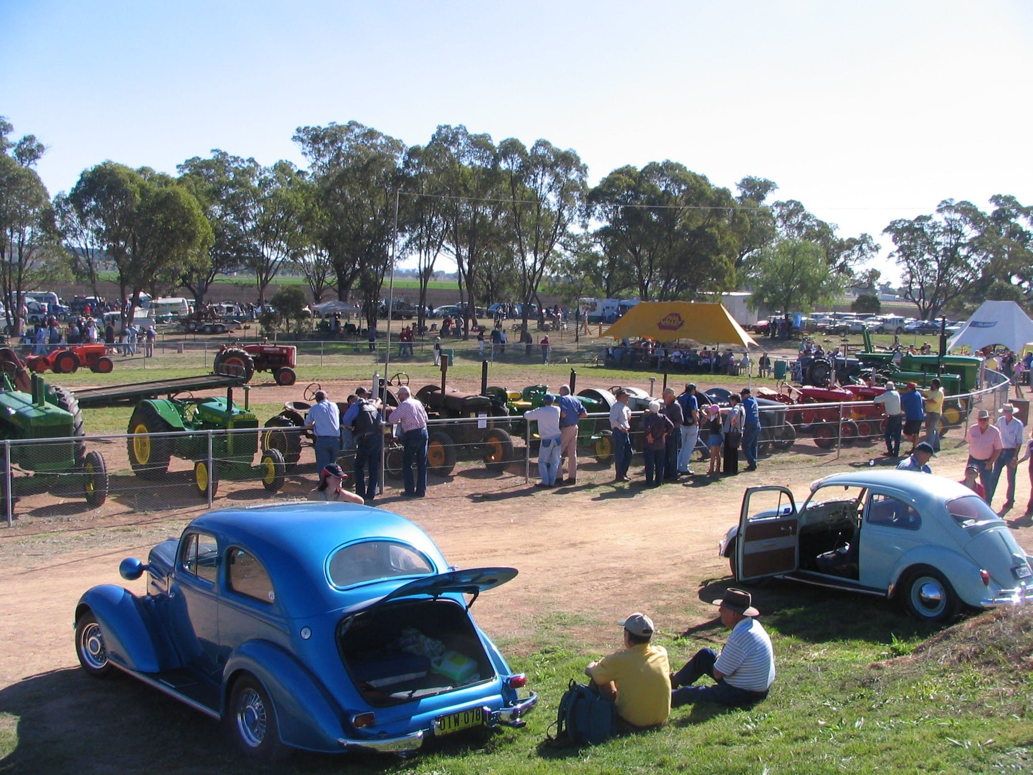Quirindi Rural Heritage Village - Vintage Machinery and Miniature Railway Rally and Swap Meet - Accommodation Airlie Beach