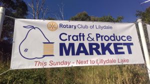 Rotary Club of Lilydale Craft and Produce Market - Accommodation Airlie Beach