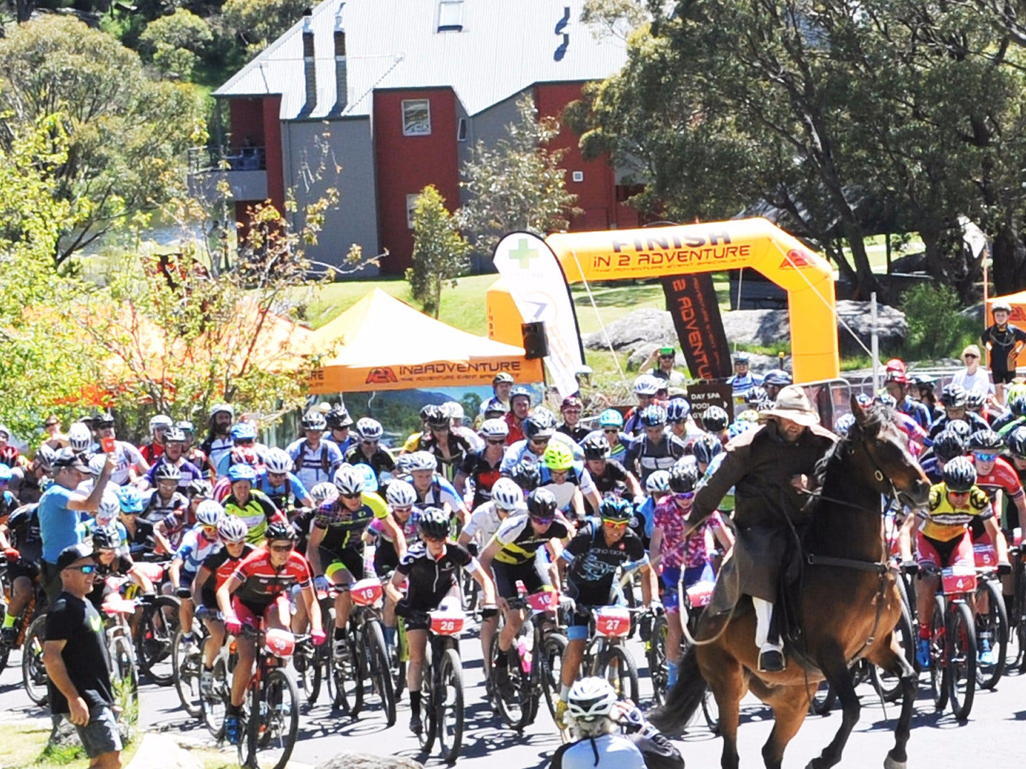 Snowies MTB Festival - Accommodation Airlie Beach