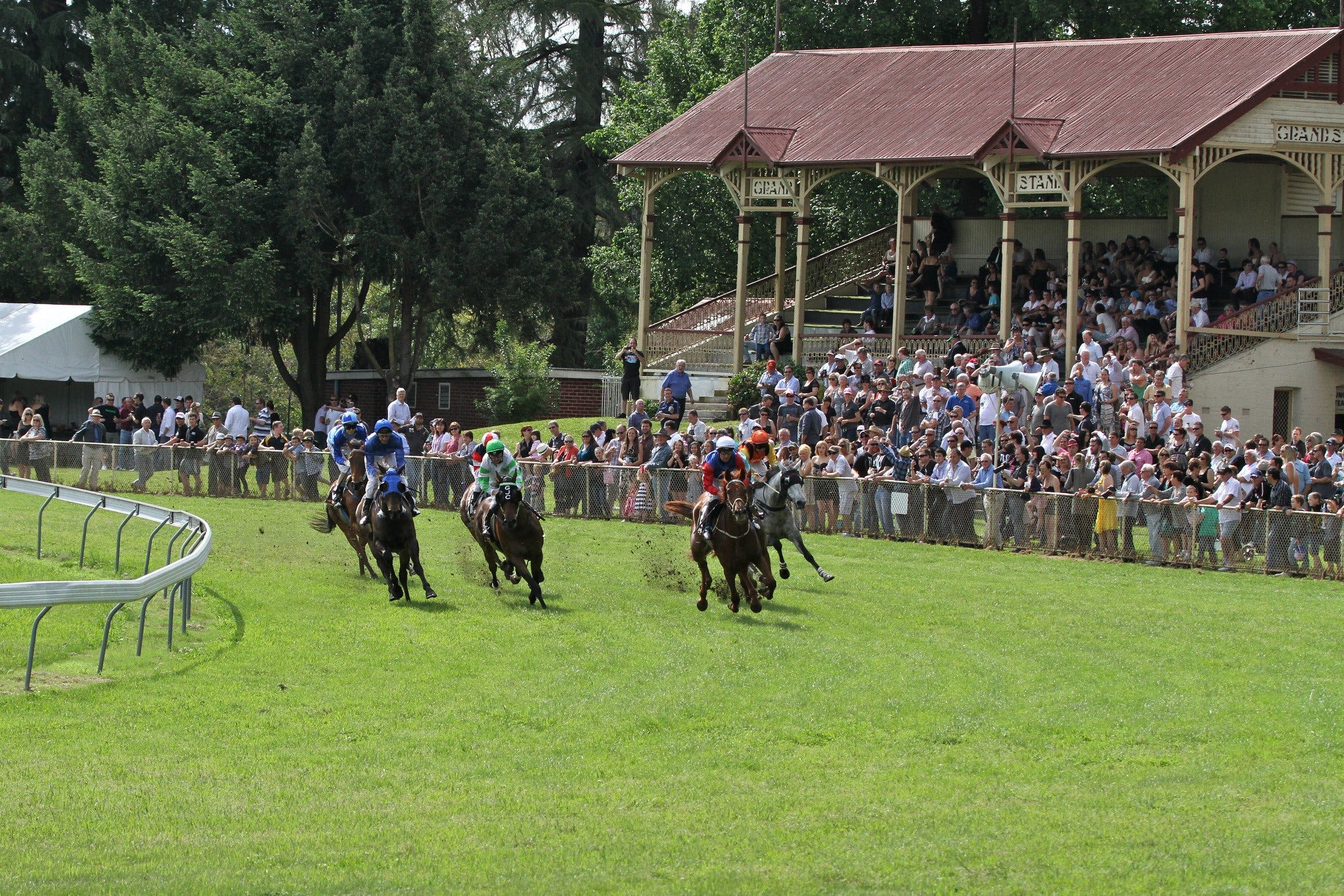Tumut Derby Day - Accommodation Airlie Beach