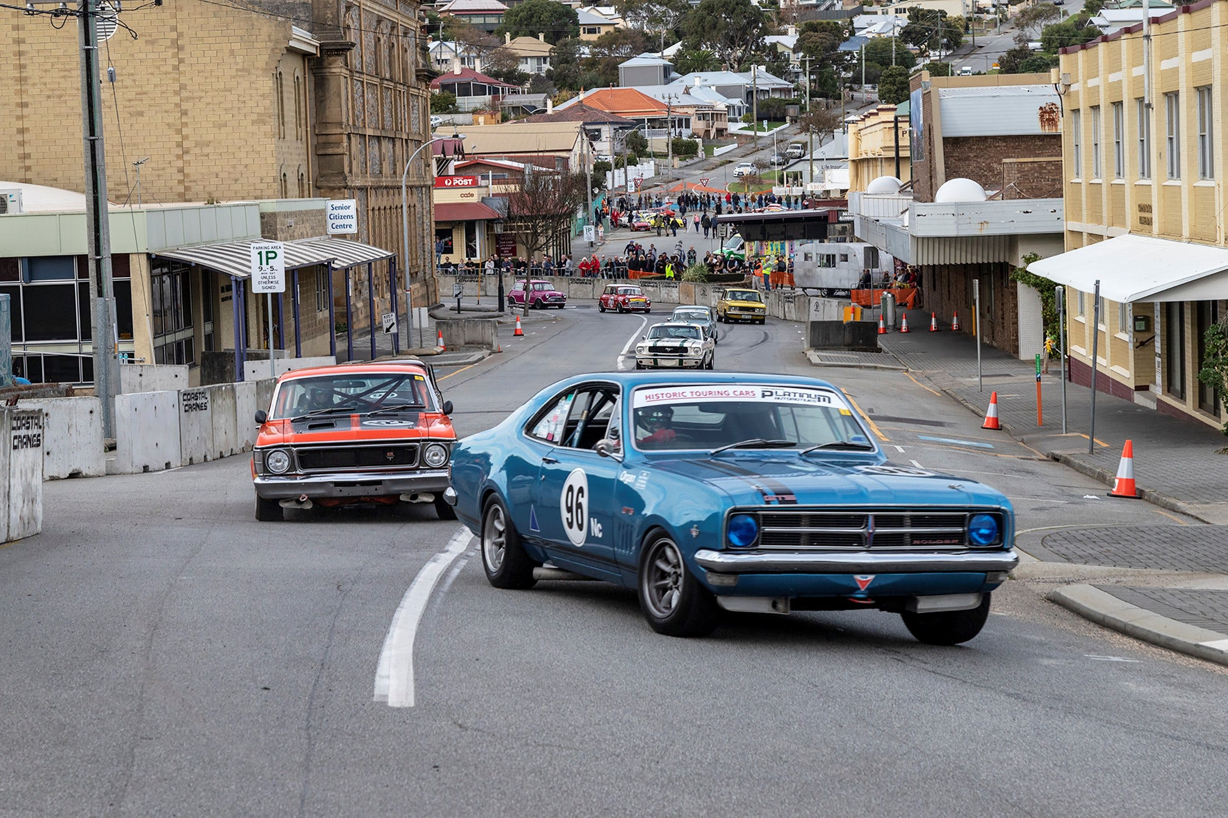 Albany Classic Motor Event - Around the Houses - Accommodation Airlie Beach