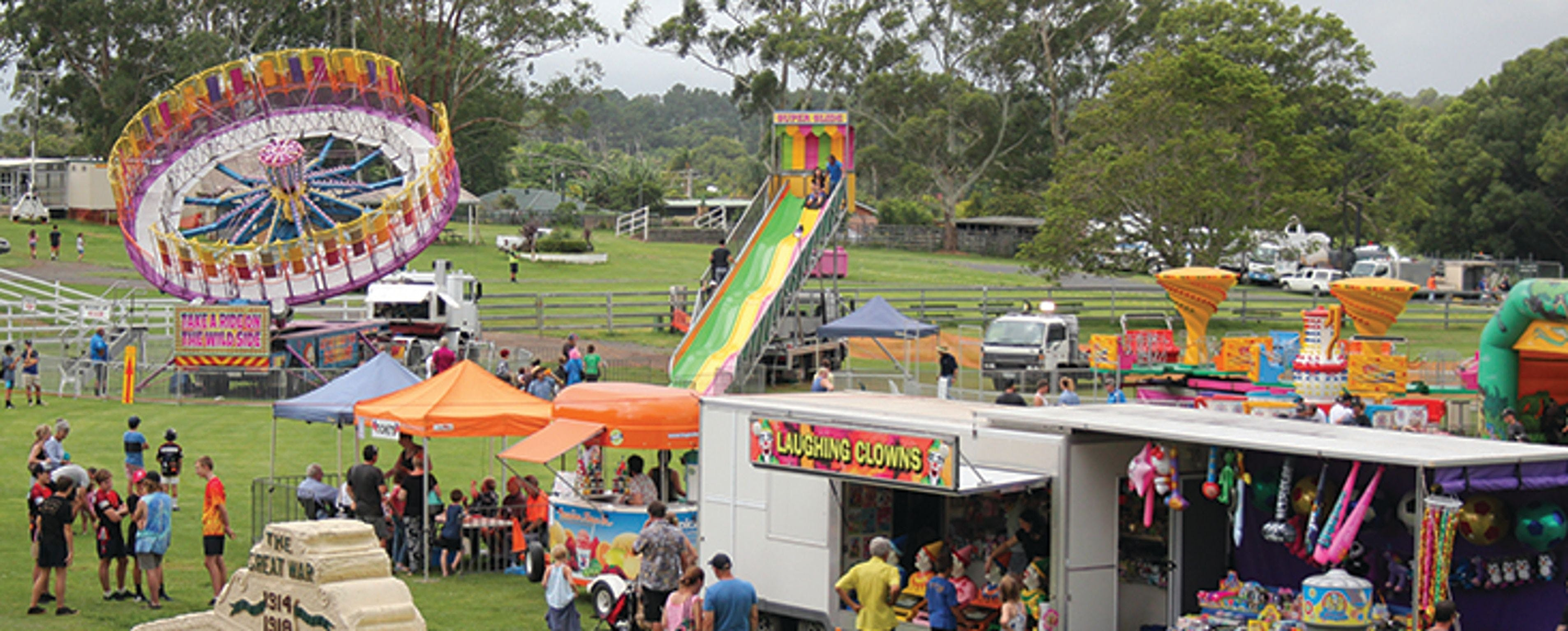 Alstonville Agricultural Society Show - Accommodation Airlie Beach