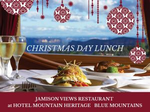 Christmas Day Lunch Hotel Mountain Heritage - Accommodation Airlie Beach