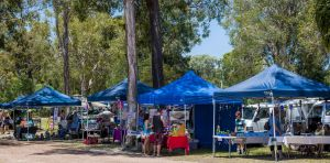 Discovery Coast Rotary Markets - Accommodation Airlie Beach