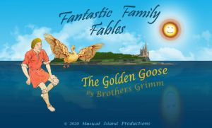 Kids Theatre Online at Home -  Family Fables Hour - Accommodation Airlie Beach