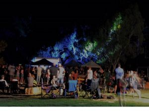 New Year's Eve by the River - Accommodation Airlie Beach