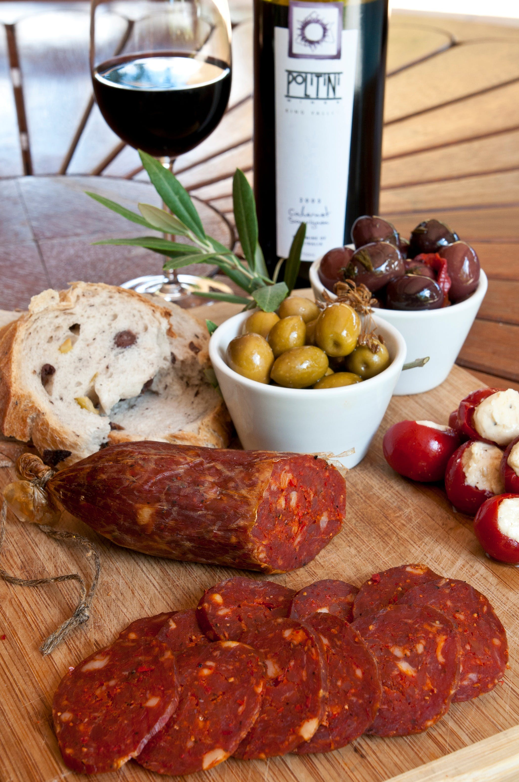 Salami and Salsicce Making classes at Politini Wines - Accommodation Airlie Beach