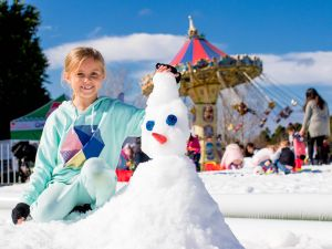 Snow Time in the Garden - Hunter Valley Gardens - Cancelled - Accommodation Airlie Beach