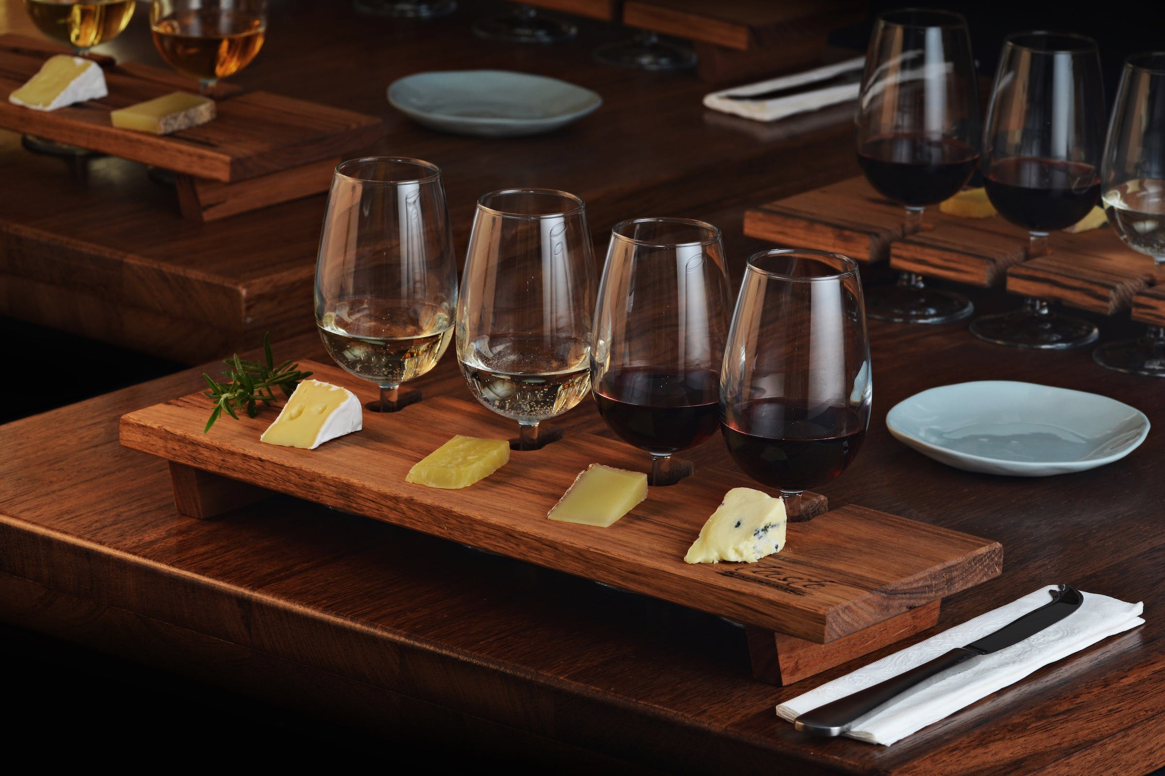 Taste Yarra Valley - Tasting Flights wine and cheese - Accommodation Airlie Beach