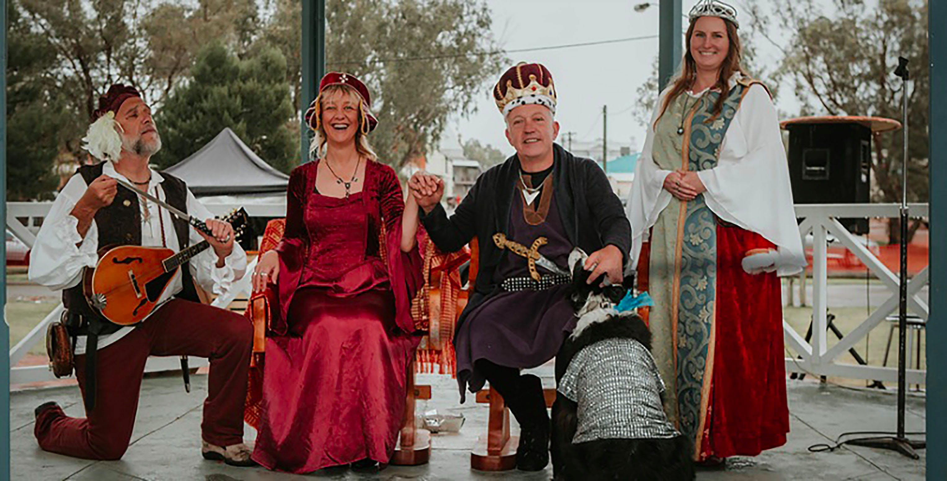 York Medieval Fayre - Accommodation Airlie Beach