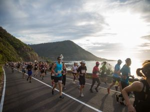 Great Ocean Road Running Festival - Accommodation Airlie Beach
