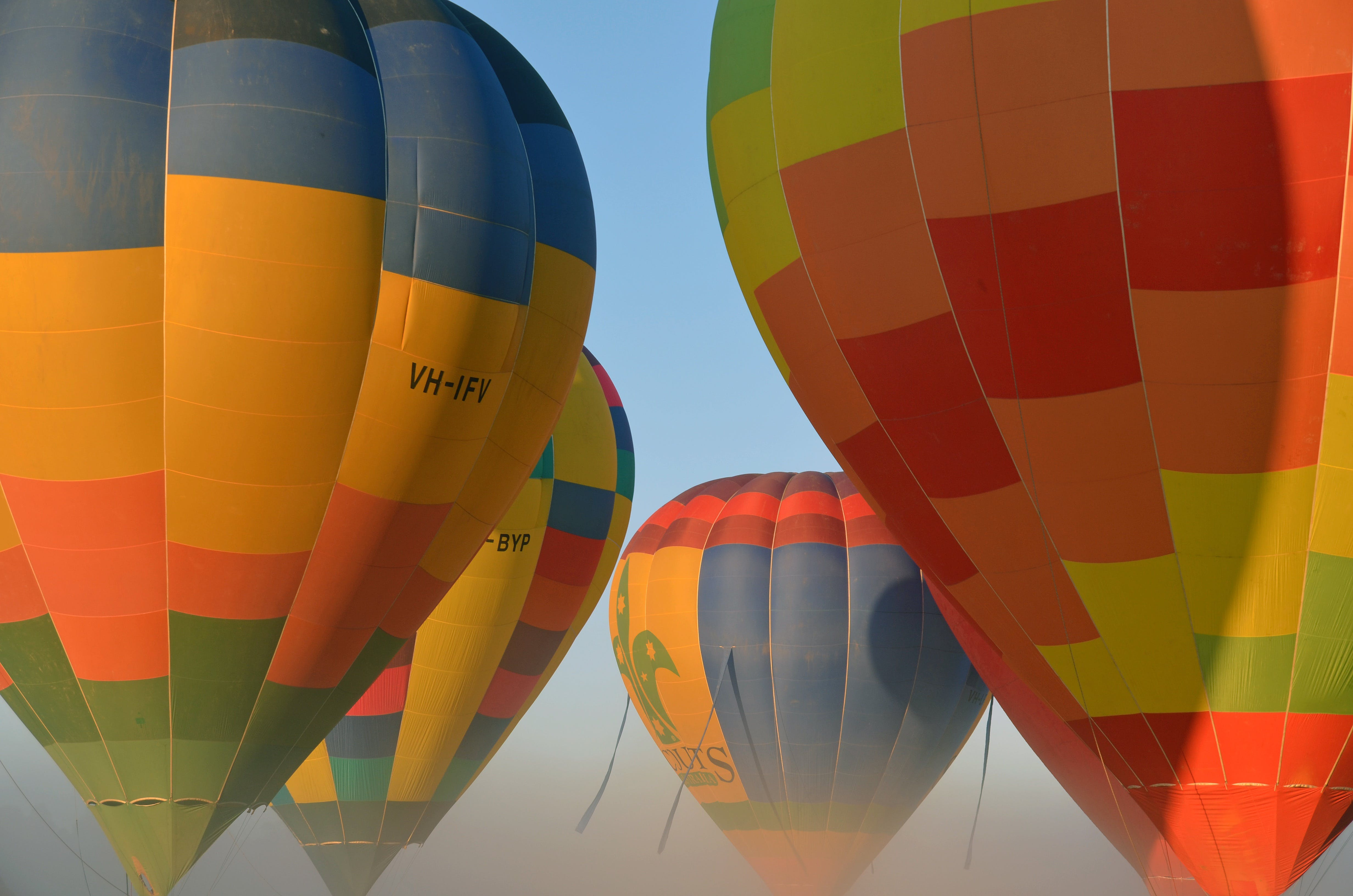 King Valley Balloon Festival - Accommodation Airlie Beach