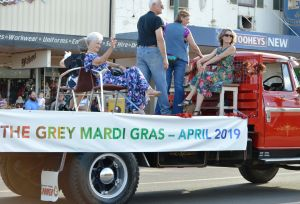 The Grey Mardi Gras - Accommodation Airlie Beach