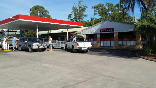 Caltex Agnes Water - Accommodation Airlie Beach