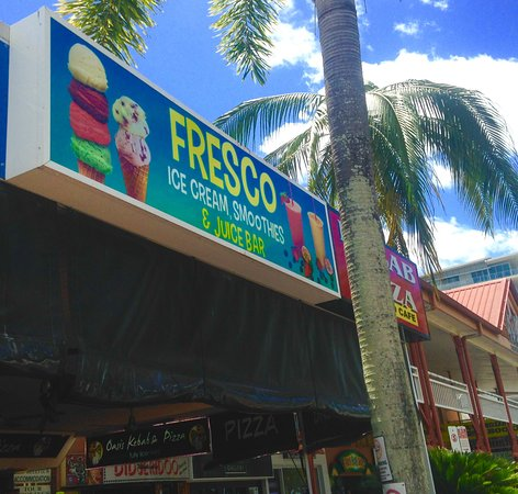 Fresco Ice Cream Smoothies  Juice Bar - Accommodation Airlie Beach