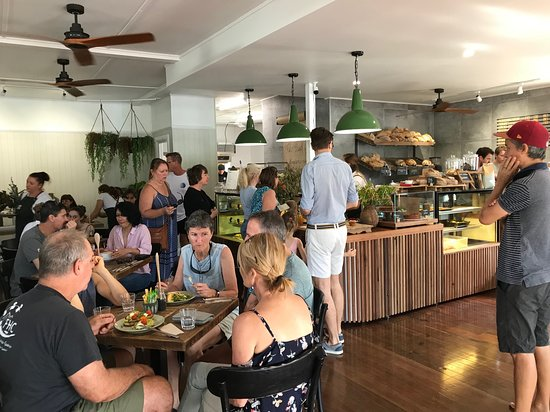 Woodward St Bakery - Accommodation Airlie Beach